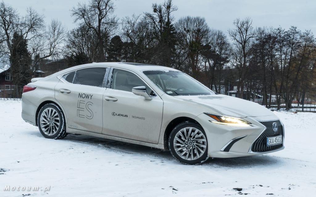 Nowy Lexus ES 300h od Lexus Trójmiasto - test Moto3m -05485