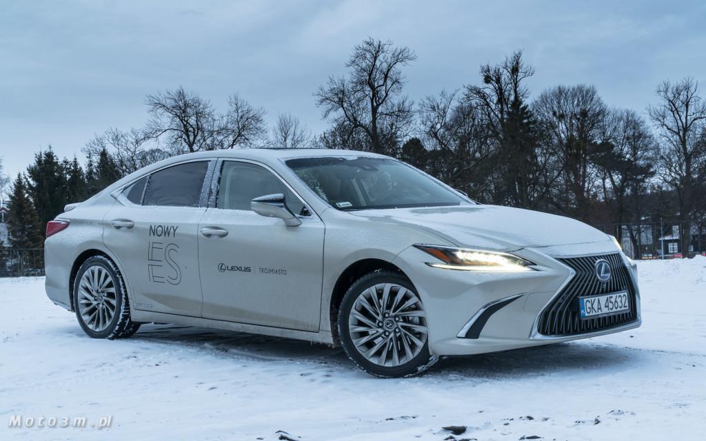 Nowy Lexus ES 300h od Lexus Trójmiasto - test Moto3m -05486