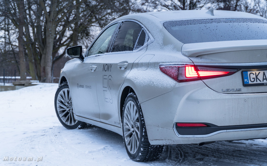 Nowy Lexus ES 300h od Lexus Trójmiasto - test Moto3m -05492