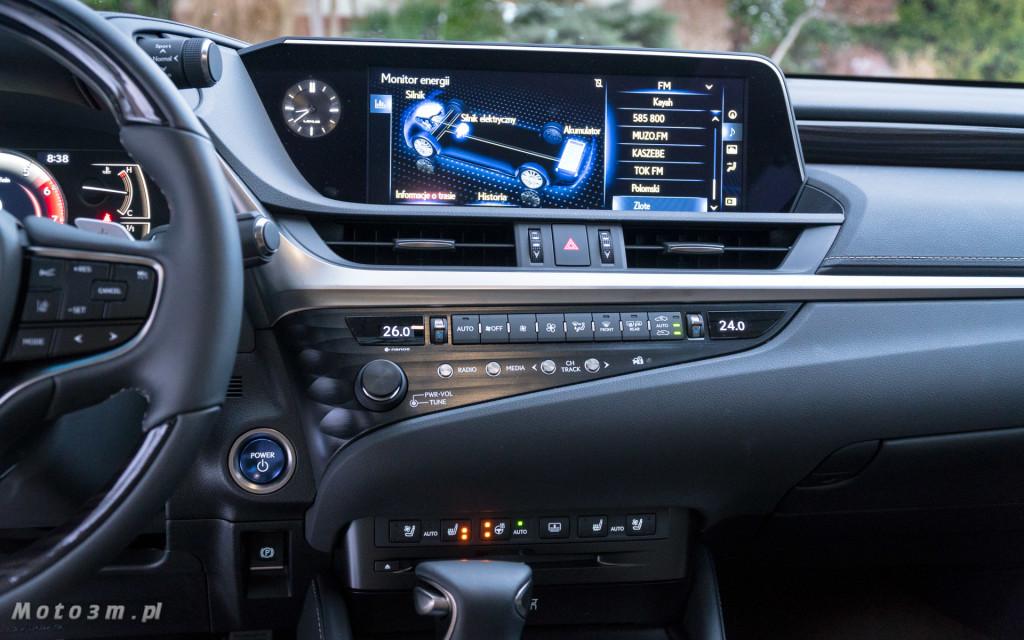 Nowy Lexus ES 300h od Lexus Trójmiasto - test Moto3m -05494