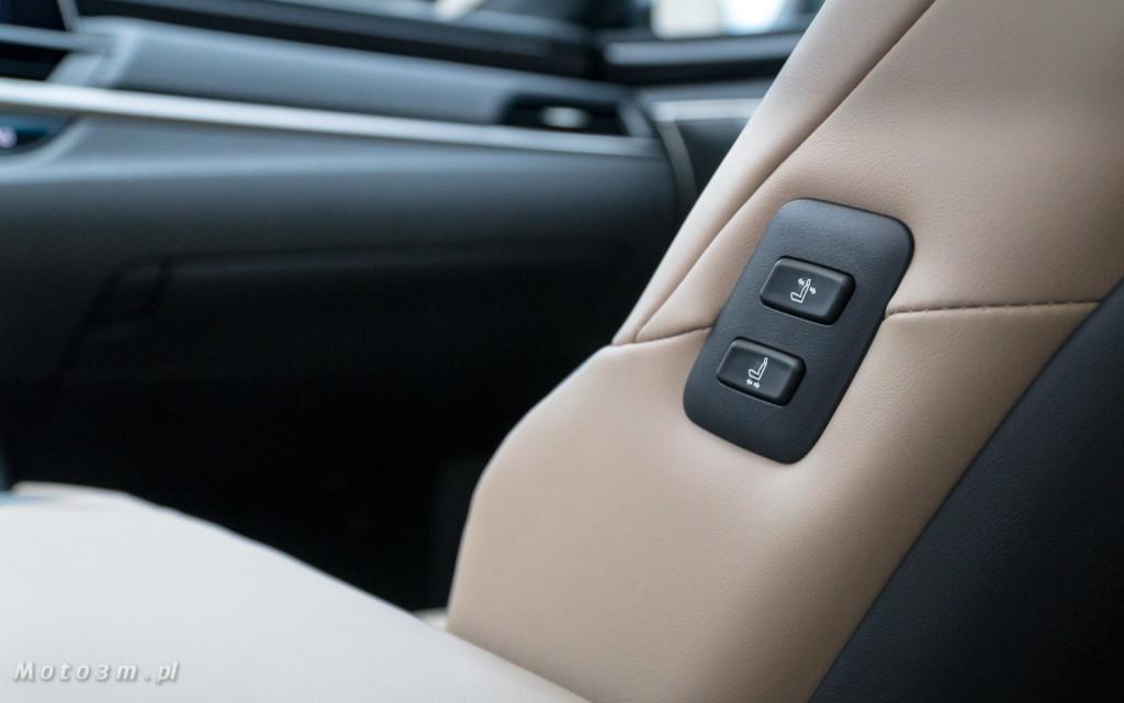 Nowy Lexus ES 300h od Lexus Trójmiasto - test Moto3m -05496