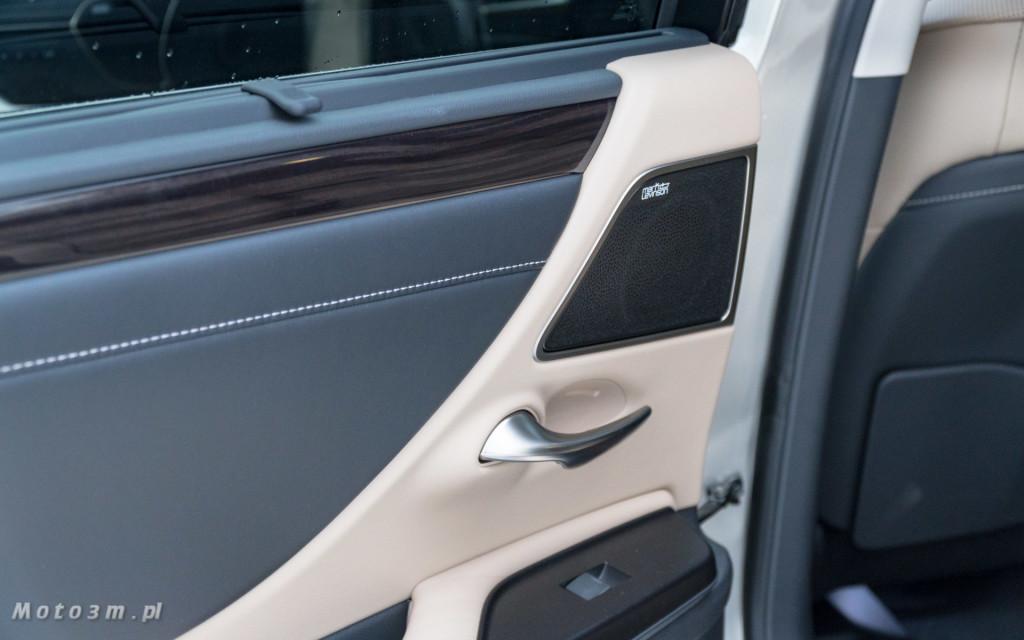 Nowy Lexus ES 300h od Lexus Trójmiasto - test Moto3m -05500