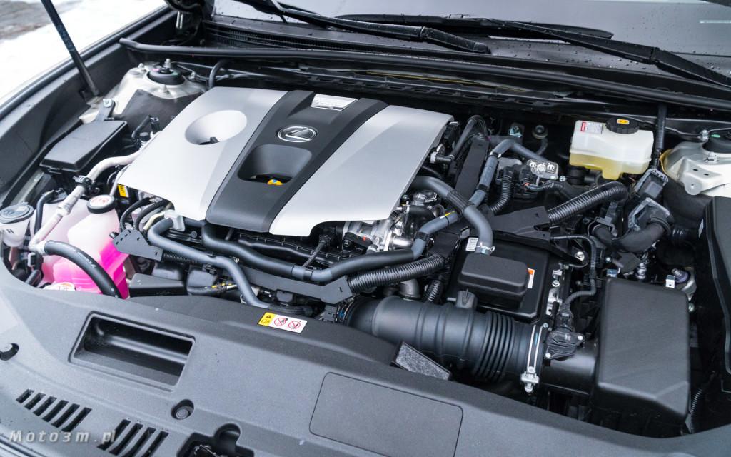 Nowy Lexus ES 300h od Lexus Trójmiasto - test Moto3m -05503