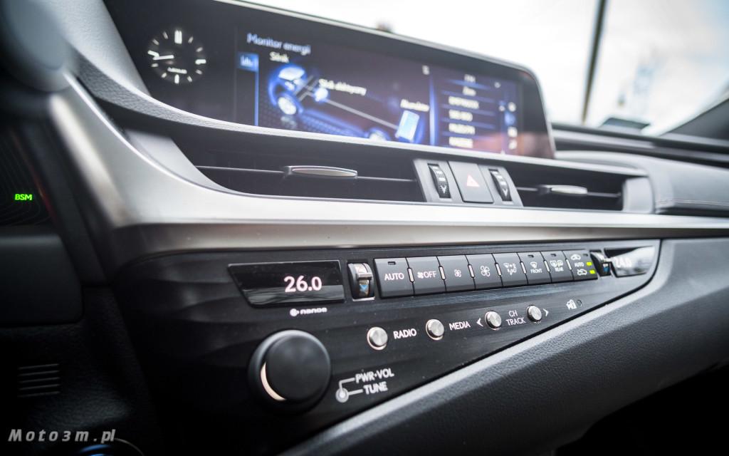Nowy Lexus ES 300h od Lexus Trójmiasto - test Moto3m -05510