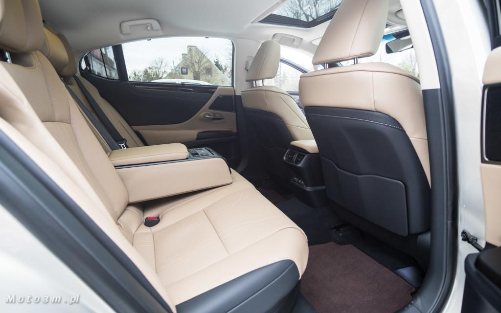 Nowy Lexus ES 300h od Lexus Trójmiasto - test Moto3m -05530
