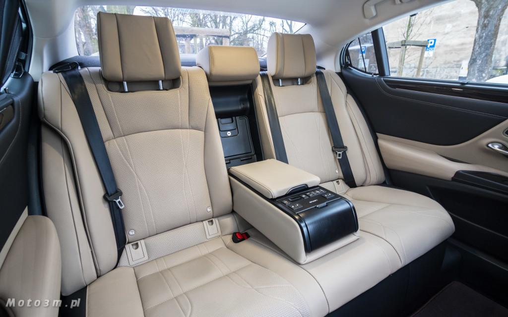 Nowy Lexus ES 300h od Lexus Trójmiasto - test Moto3m -05538