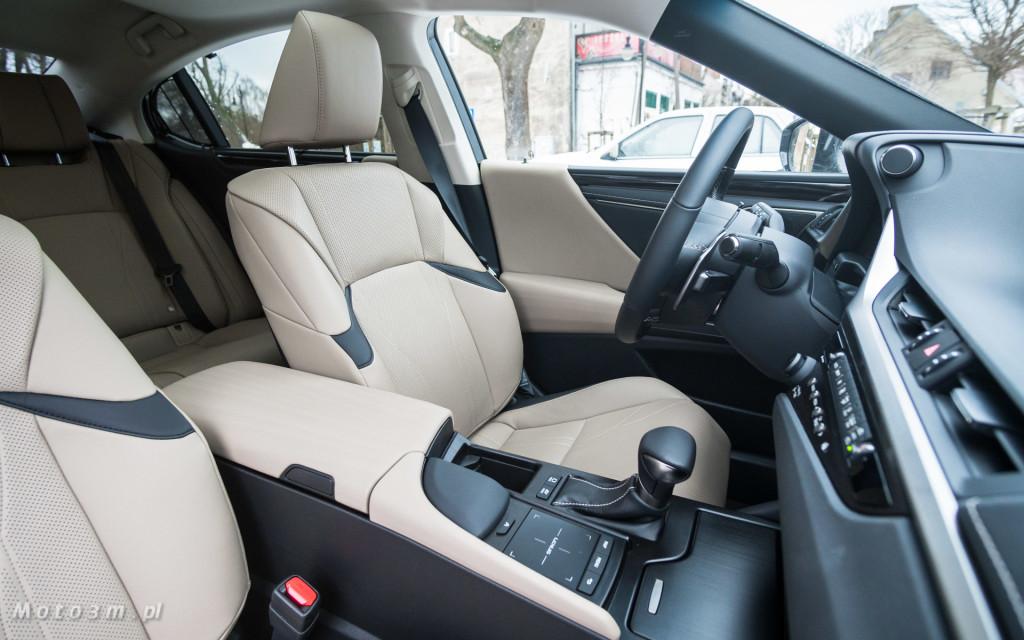 Nowy Lexus ES 300h od Lexus Trójmiasto - test Moto3m -05542