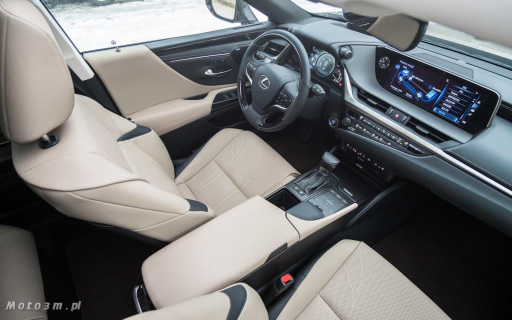 Nowy Lexus ES 300h od Lexus Trójmiasto - test Moto3m -05553