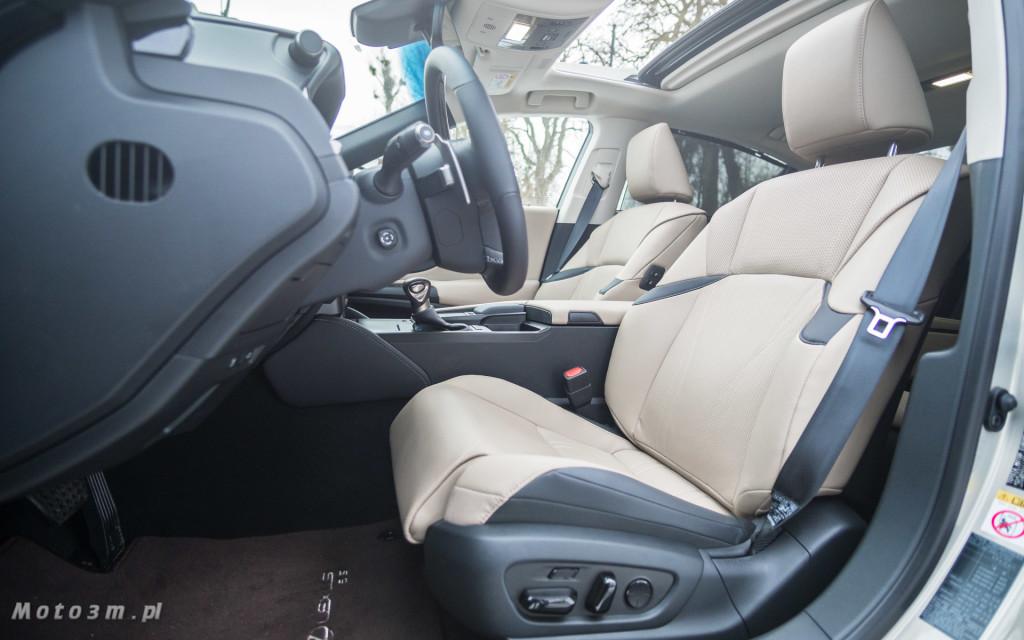 Nowy Lexus ES 300h od Lexus Trójmiasto - test Moto3m -05558