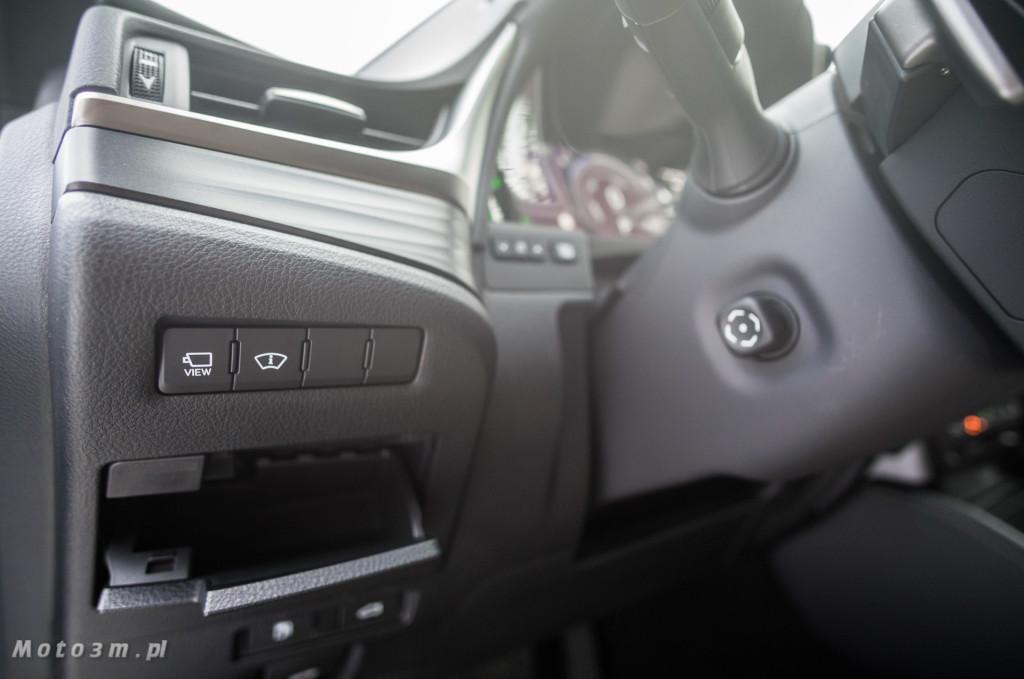 Nowy Lexus ES 300h od Lexus Trójmiasto - test Moto3m -05563