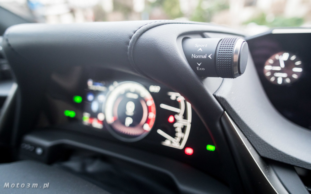 Nowy Lexus ES 300h od Lexus Trójmiasto - test Moto3m -05566