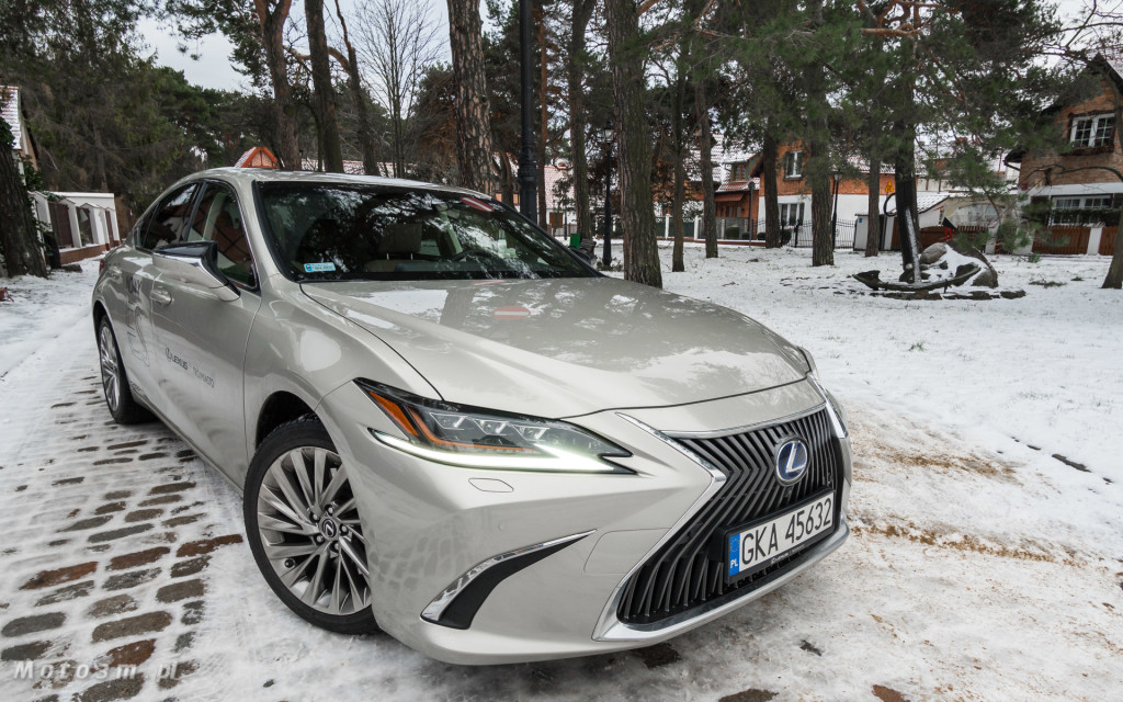 Nowy Lexus ES 300h od Lexus Trójmiasto - test Moto3m  234-