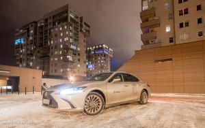 Nowy Lexus ES 300h od Lexus Trójmiasto - test Moto3m 345-