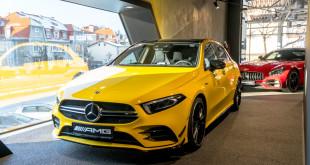 Nowy Mercedes-AMG A35 w AMG Gdańsk Witman-06372