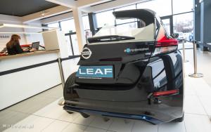Nowy Nissan LEAF bez tajemnic - do 2 lutego w Nissan Zdunek KMJ w Gdyni-06324