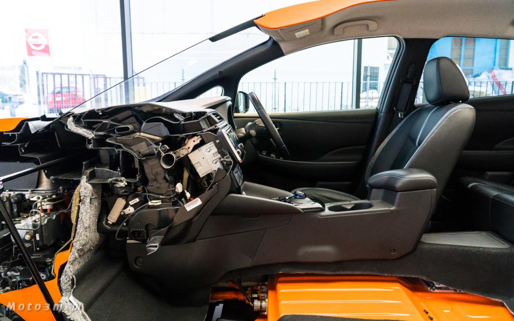 Nowy Nissan LEAF bez tajemnic - do 2 lutego w Nissan Zdunek KMJ w Gdyni-06344