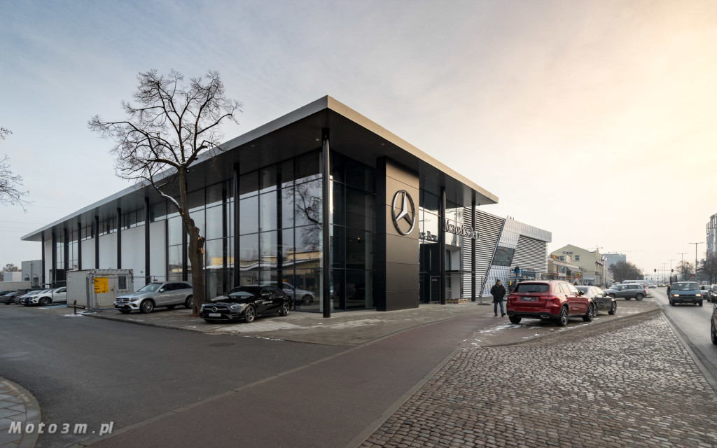 Salon Mercedes-Benz Witman Gdańsk zima 2018-05338