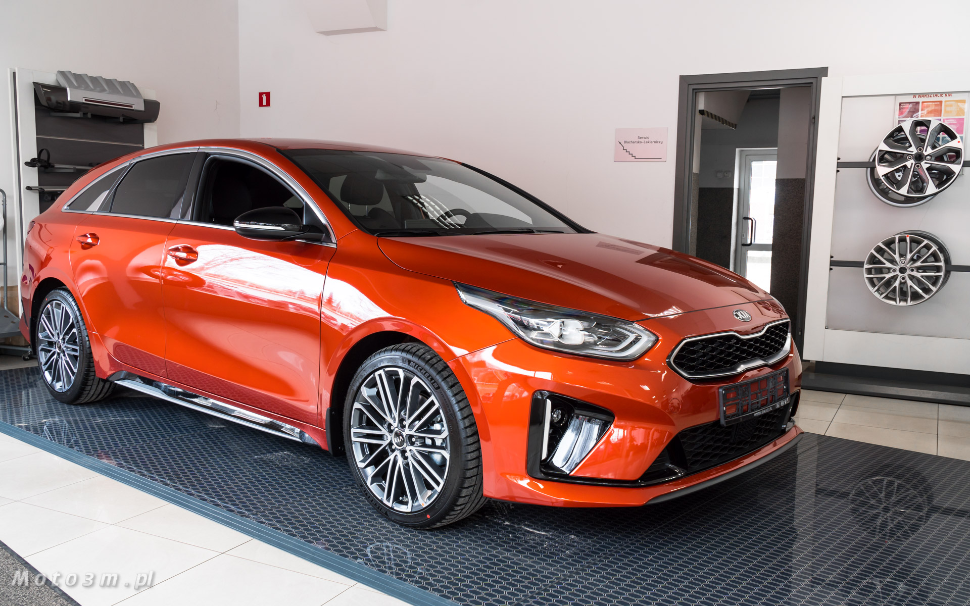 Shooting Brake od KIA – nowy ProCeed debiutuje w KIA JD ...