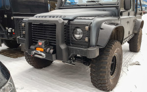 Terenowa legenda - Land Rover Defender w 4LAND Gdynia-102803