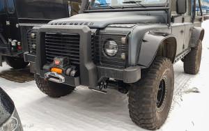 Terenowa legenda - Land Rover Defender w 4LAND Gdynia-102803