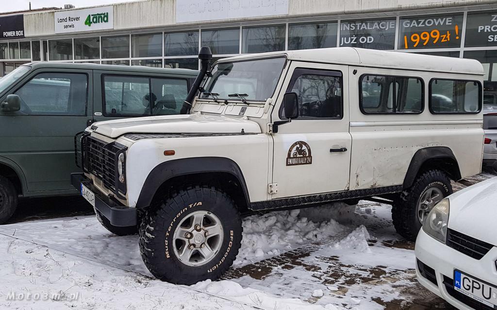 Terenowa legenda - Land Rover Defender w 4LAND Gdynia-102916