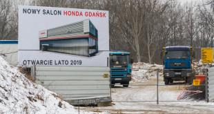 nowy salon Honda Gdańsk na Szadółkach przy Jabłoniowej -06475