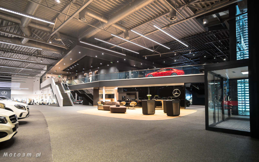AMG Gdańsk Witman - nowy salon Mercedes-Benz Witman gotowy do otwarcia-06598