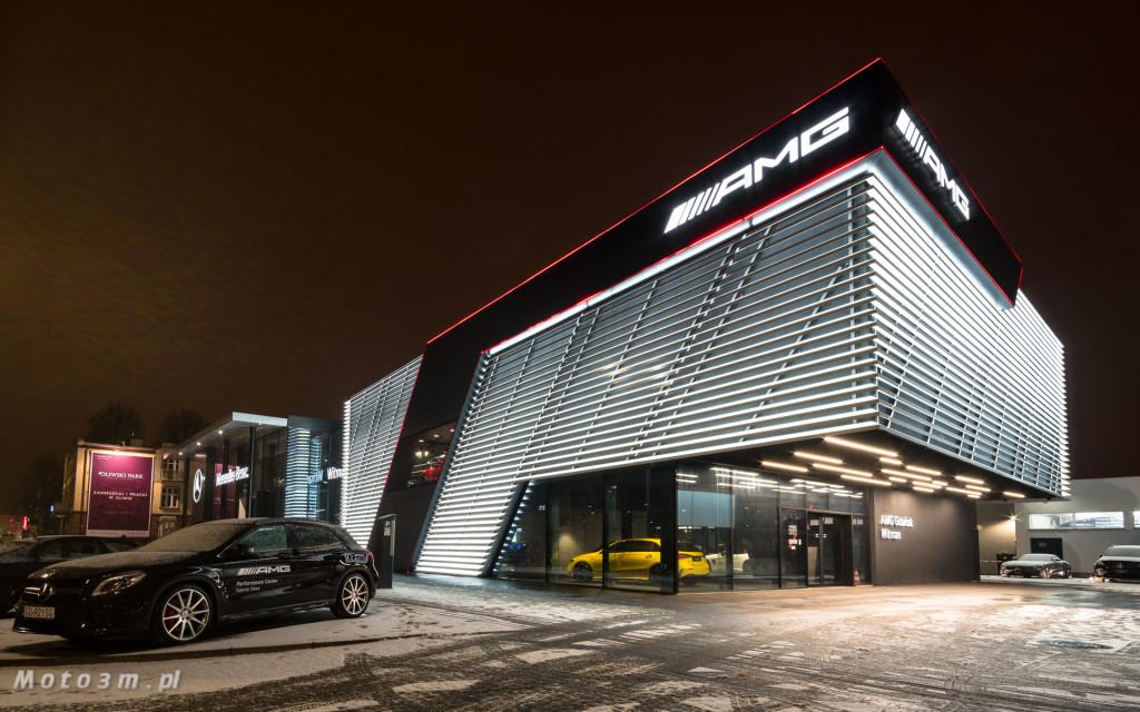 AMG Gdańsk Witman - nowy salon Mercedes-Benz Witman gotowy do otwarcia-06633