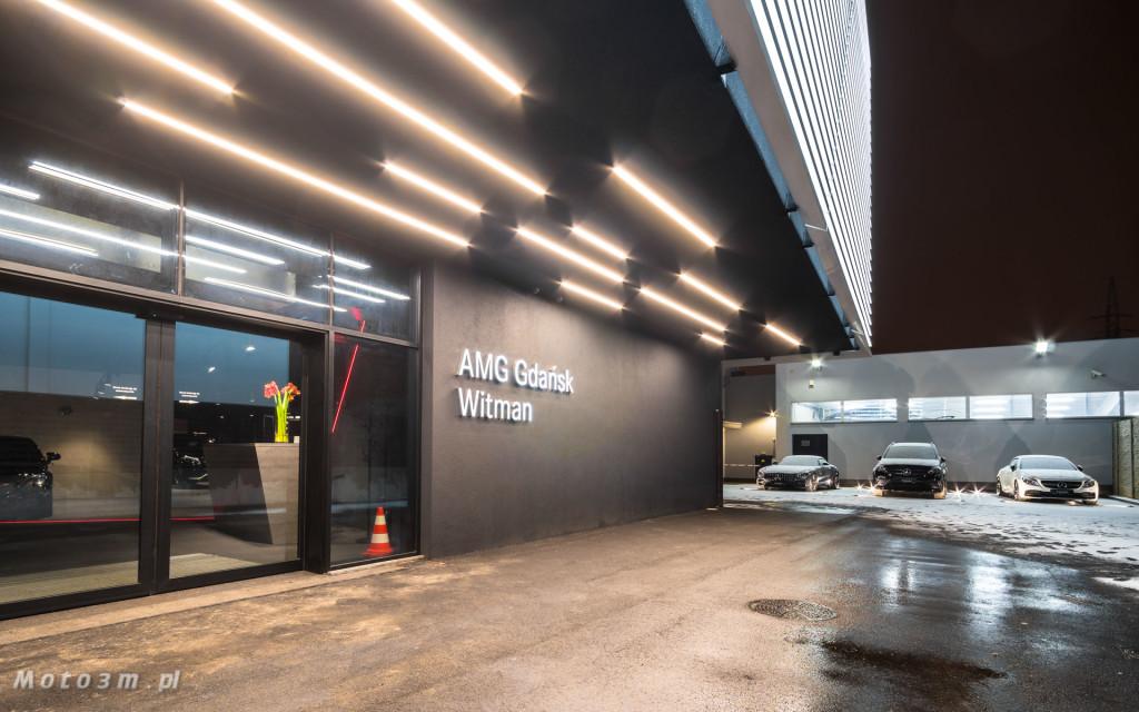 AMG Gdańsk Witman - nowy salon Mercedes-Benz Witman gotowy do otwarcia-06634