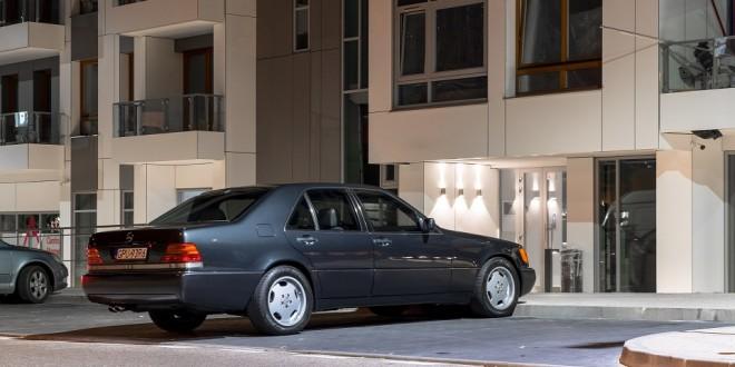Mercedes Klasy S W140 S350td -08898
