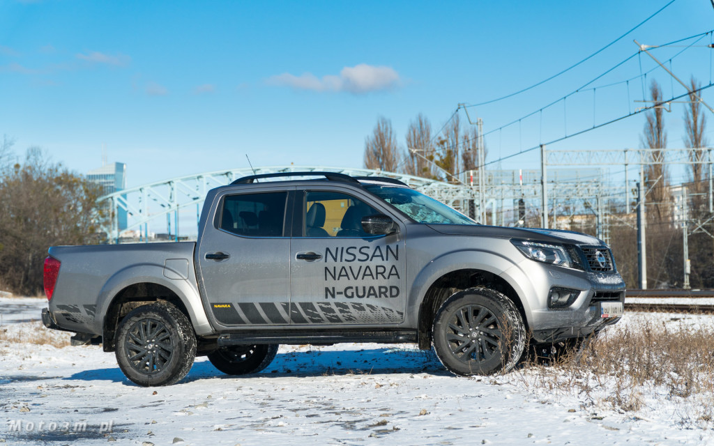 Nissan Navara N-Guard od Zdunek KMJ-07616