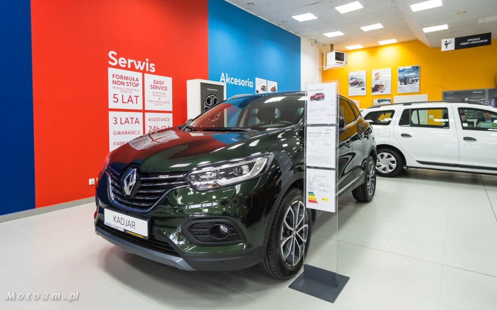 Nowe Renault Kadjar w Renault Zdunek Sopot-07093