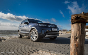 Nowy Land Rover Discovery od British Automotive Gdańsk - test Moto3m -07122