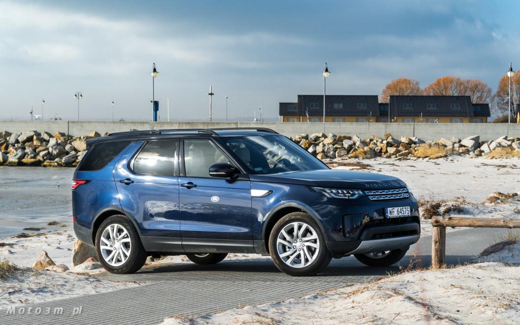 Nowy Land Rover Discovery od British Automotive Gdańsk - test Moto3m -07134