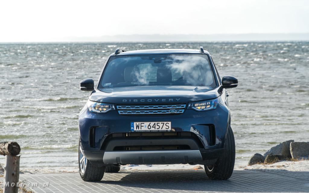 Nowy Land Rover Discovery od British Automotive Gdańsk - test Moto3m -07137