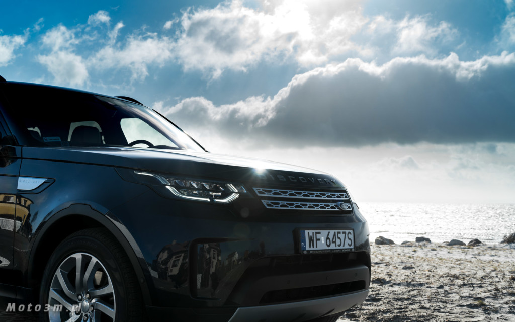 Nowy Land Rover Discovery od British Automotive Gdańsk - test Moto3m -07149