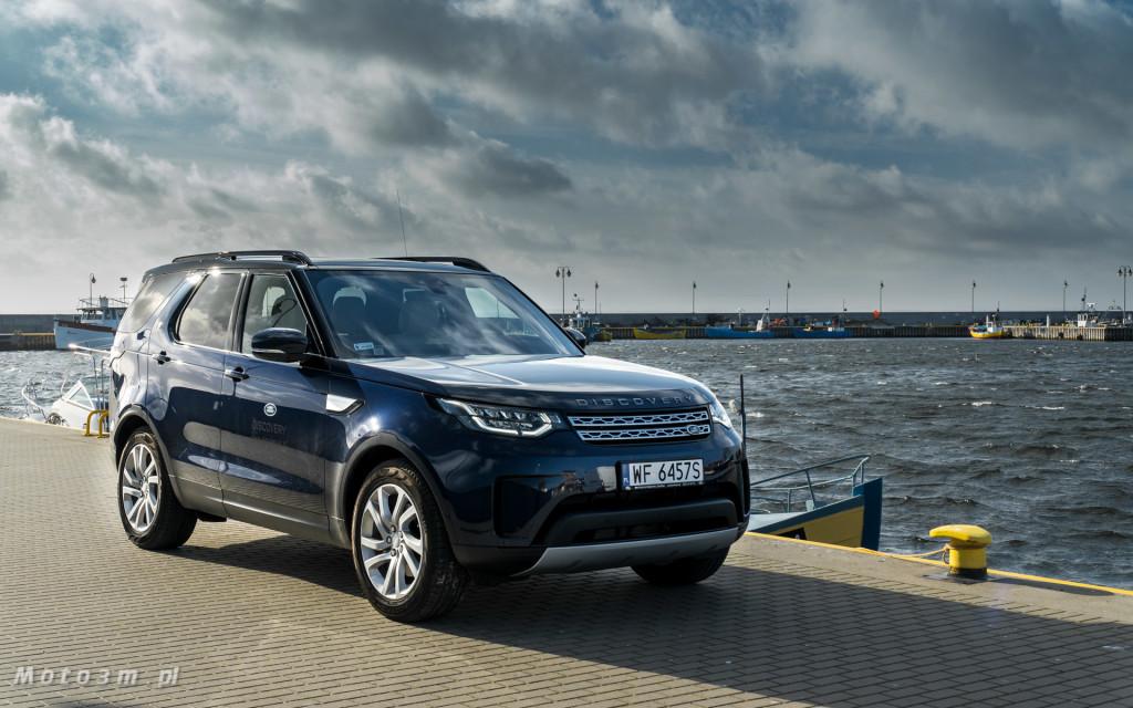 Nowy Land Rover Discovery od British Automotive Gdańsk - test Moto3m -07159