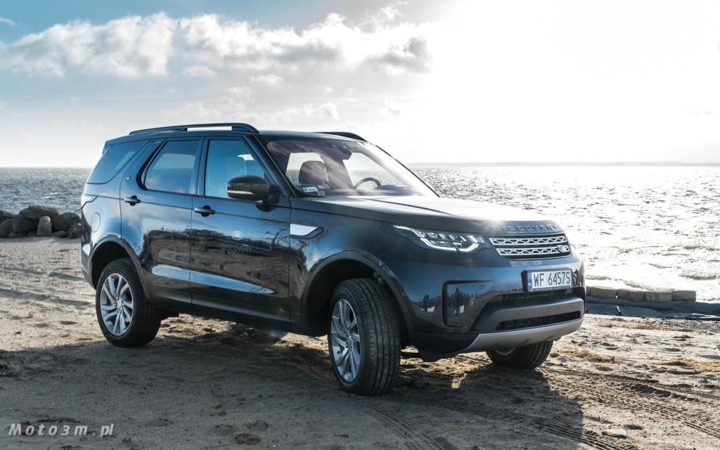 Nowy Land Rover Discovery od British Automotive Gdańsk - test Moto3m-07178