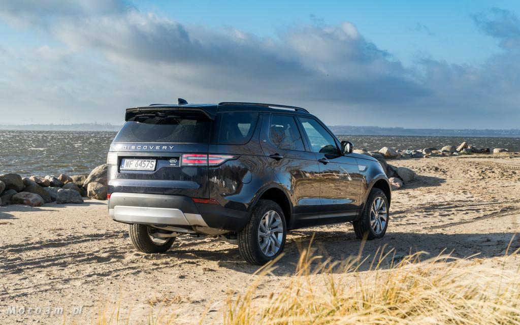 Nowy Land Rover Discovery od British Automotive Gdańsk - test Moto3m-07188