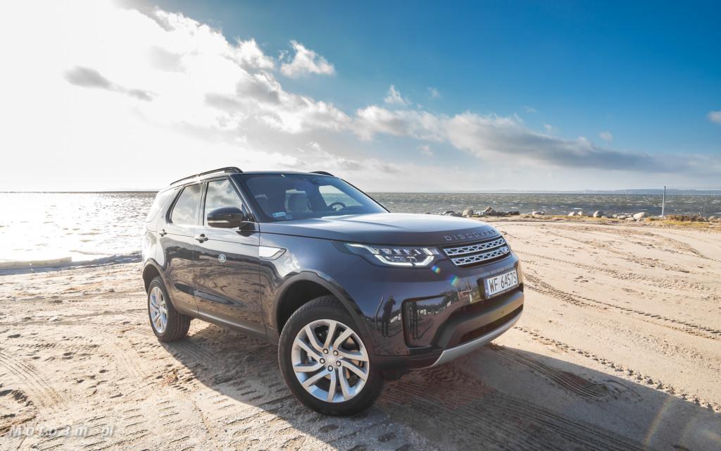 Nowy Land Rover Discovery od British Automotive Gdańsk - test Moto3m -07199