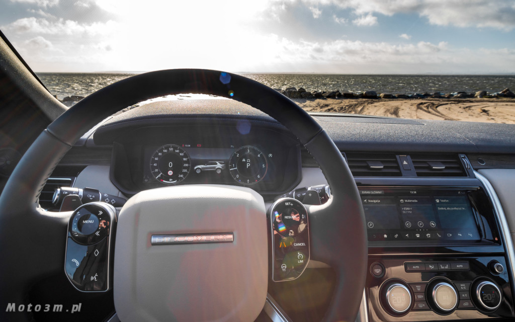Nowy Land Rover Discovery od British Automotive Gdańsk - test Moto3m -07202