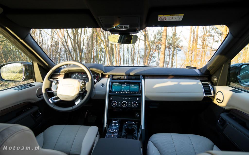 Nowy Land Rover Discovery od British Automotive Gdańsk - test Moto3m -07229