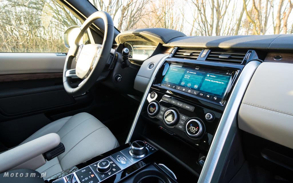 Nowy Land Rover Discovery od British Automotive Gdańsk - test Moto3m -07236