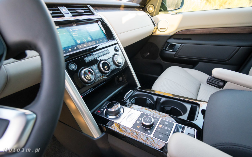 Nowy Land Rover Discovery od British Automotive Gdańsk - test Moto3m -07240