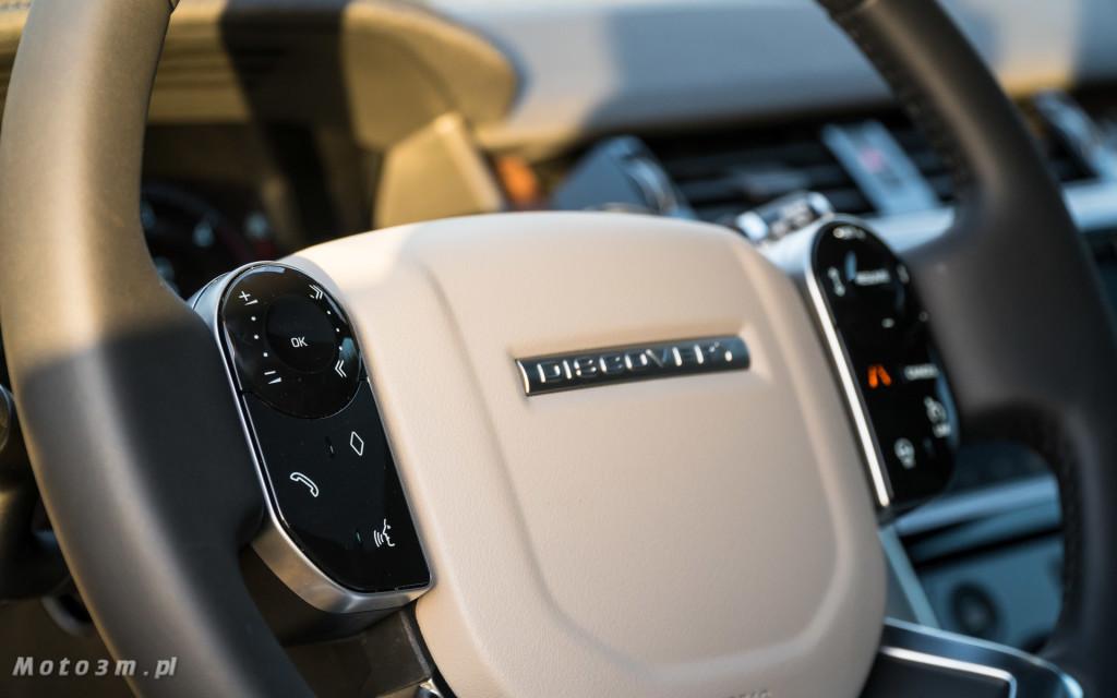 Nowy Land Rover Discovery od British Automotive Gdańsk - test Moto3m -07246