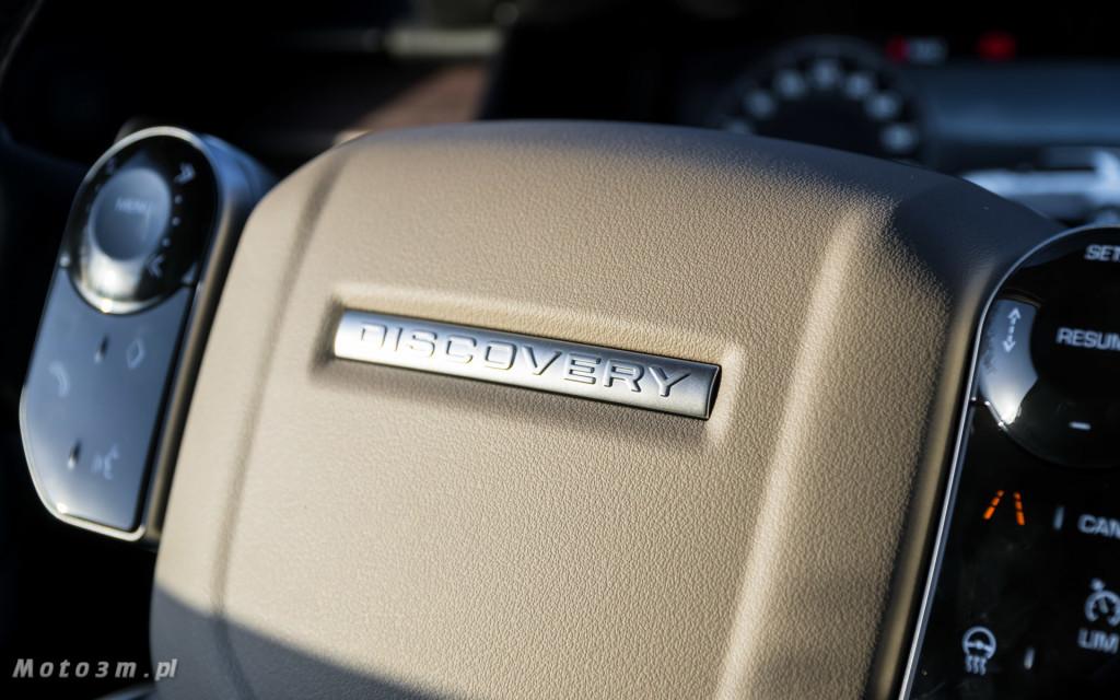 Nowy Land Rover Discovery od British Automotive Gdańsk - test Moto3m -07260