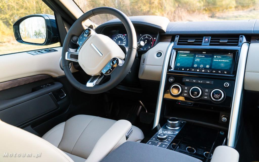 Nowy Land Rover Discovery od British Automotive Gdańsk - test Moto3m -07266