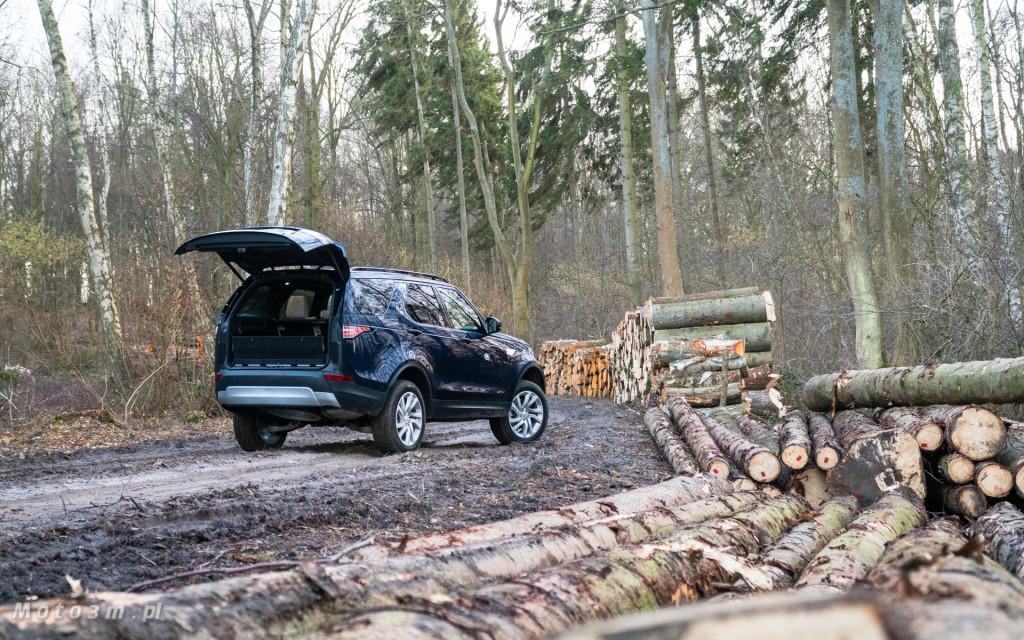Nowy Land Rover Discovery od British Automotive Gdańsk - test Moto3m -07270