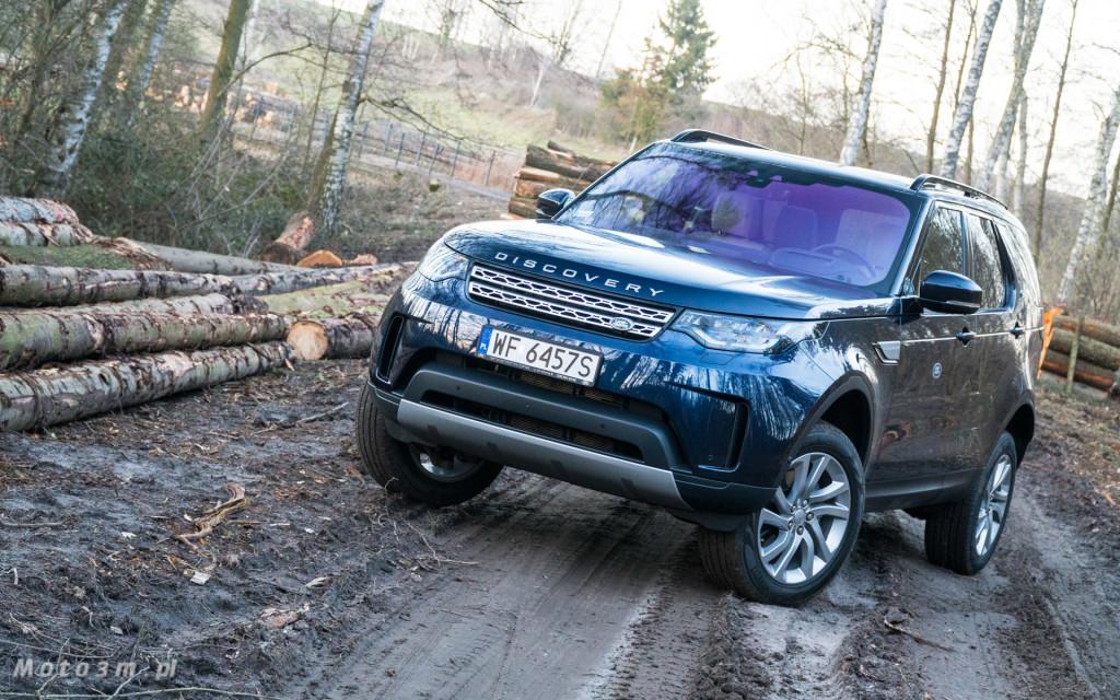 Nowy Land Rover Discovery od British Automotive Gdańsk - test Moto3m -07273