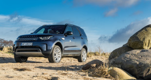 Nowy Land Rover Discovery od British Automotive Gdańsk - test Moto3m 3-